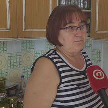 Ljiljana Kolombo za Dnevnik Nove TV (Foto: Dnevnik.hr)
