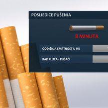 Posljedice pušenja (Foto: Dnevnik.hr)