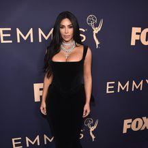 Kim Kardashian u kreaciji Vivienne Westwood