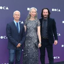 Keanu Reeves i Alexandra Grant (Foto: Getty Images)