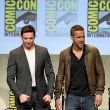 Ryan Reynolds i Hugh Jackman (Foto: Getty Images)