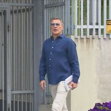 Zdravko Mamić pred zatvorom (Foto: Dnevnik.hr)