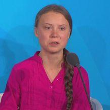Greta Thunberg (Foto: Dnevnik.hr)