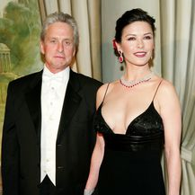 Catherine Zeta-Jones i Michael Douglas - 5