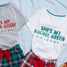 Pidžame inspirirane serijom Prijatelji