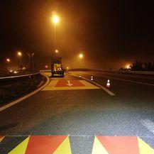 U Hrvatskoj postavljena prva 3D horizontalna prometna signalizacija (Foto: HAC)