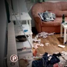 Novi stan pretvorila u leglo fekalija i prljavštine (Foto: Provjereno)