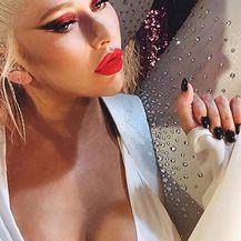 Christina Aguilera (Foto: Instagram)