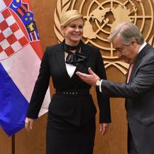 Kolinda Grabar-Kitarović (Foto: Predsjednica.hr)