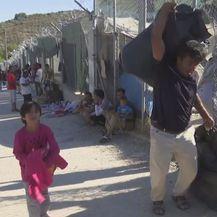 Migrantski kamp Morja (Foto: Dnevnik.hr)