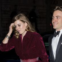 Princeza Beatrice i Edoardo Mapelli Mozzi (Foto: Getty Images)