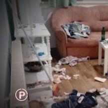 Nered koji je u stanu Nevenke Bos ostavila njezina bivša podstanarka (Foto: Dnevnik.hr) - 1