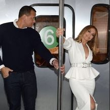 Jennifer Lopez i Alex Rodriguez (Foto: Instagram)