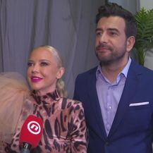 Maja Šuput Tatarinov i Janko Popović Volarć (Foto: Dnevnik.hr)