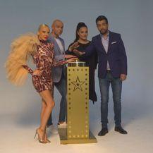 Žiri Supertalenta (Foto: Dnevnik.hr)