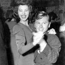 Mickey Rooney varao je Avu Gardner i njihov brak završio je razvodom