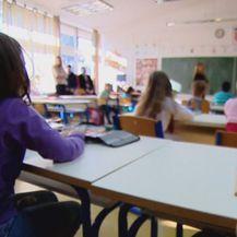 U školskoj učionici (Foto: Dnevnik.hr)