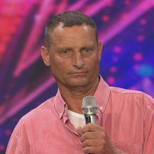 Pjevač Živko Gašpar (Foto: Dnevnik.hr)