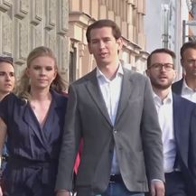 Sebastian Kurz ide na glasovanje (Foto: Dnevnik.hr)