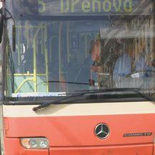 Autobus u vožnji (Foto: Dnevnik.hr)