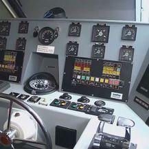 Unutrašnjost broda (Foto: Dnevnik.hr)