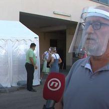 Zoran Škrgetić, ravnatelj zadarskog Zavoda za javno zdravstvo