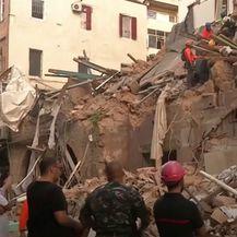 Mjesec dana od eksplozije u Bejrutu - 3
