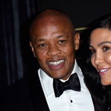 Dr. Dre i Nicole Young