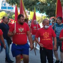 Prosvjedi u Crnoj Gori - 4