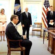 Aleksandar Vućić o Trumpu - 2