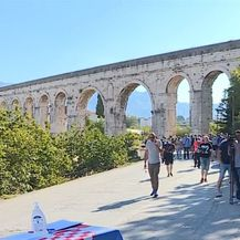 Prosvjed zbog oštećenja Dioklecijanova akvadukta - 3
