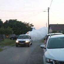 Zaprašivanje protiv komaraca - 2