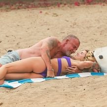 Dominic Purcell i AnnaLynne McCord