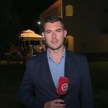 Mons. Ante Jozić i Mario Jurić - 2