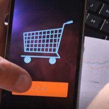 Online kupovina, ilustracija - 1