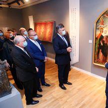 Otvorenje izložbe Ars et virtus Hrvatska - Mađarska