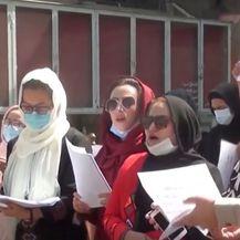 Prosvjed afganistanki - 4