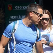 Mario Valentić i Ljiljana Mikić