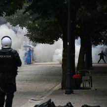 Prosvjedi u Crnoj Gori - 1