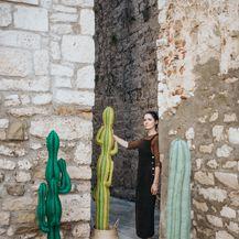 Martu trenutno najviše vesele kaktusi koji su visoki koliko i ona