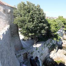 Gradske zidine na Krku - 2