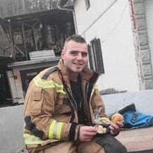 Vatrogasac Josip Mandarić