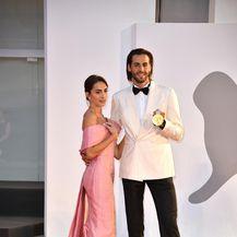 Gianmarco Tamberi i Chiara Bontempi