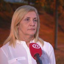 Vikica Krolo, zamjenica predsjednika Hrvatske liječničke komore