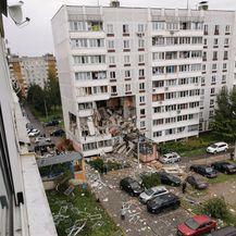 Eksplozija plina u Rusiji - 2