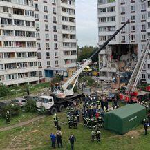 Eksplozija plina u Rusiji - 3