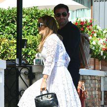 Jennifer Lopez i Ben Affleck stigli su u Veneciju - 1