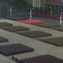 Vojna parada u Sjevernoj Koreji - 2