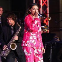 Nina Badrić u pidžama-odijelu iz Zare - 4