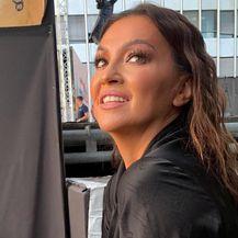 Nina Badrić nastupila je na koncertu u čast Dini Dvorniku